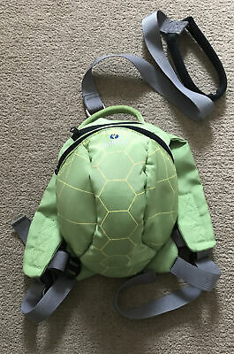 £5.50 • Buy LittleLife Tortoise Toddler Backpack With Reins
