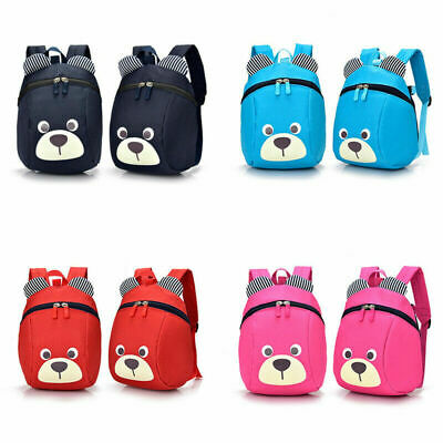 £5.89 • Buy Kids Baby Toddler Walking Safety Harness Backpack Security Strap Bag With Reins
