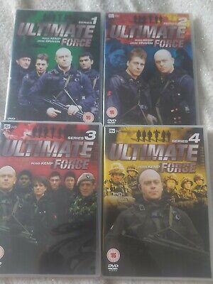 £1.99 • Buy Ultimate Force - Complete Series (Box Set) (DVD, 2008)
