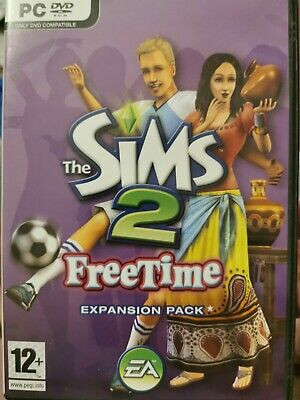 £1.99 • Buy Sims 2 Free Time Expansion Pack (PC DVD)