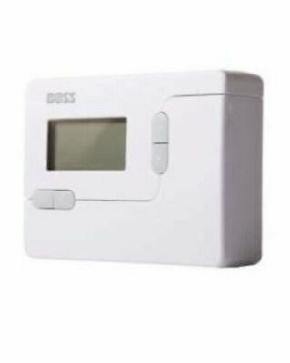 £12.99 • Buy BOSS Universal Programmable Room Thermostat (Wired) TPST501