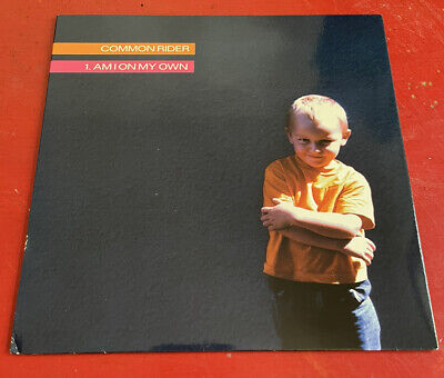 """£5.24 • Buy COMMON RIDER Am I On My Own 7"""" Lookout Records Green Day Operation Ivy"""