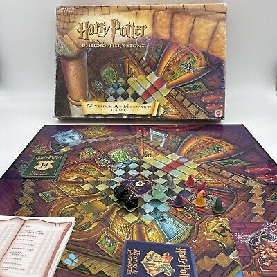 £7.99 • Buy Harry Potter Mystery At Hogwarts Game Almost Complete