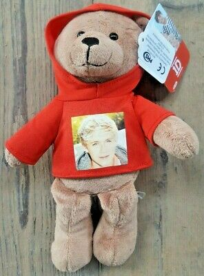 £36.99 • Buy RARE 2012 One Direction 1D I-Star Teddy Bear In Hoodie Niall Horan Collectable W
