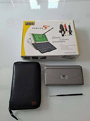 £150 • Buy Psion Series 5mx, Boxed, Mint.