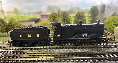 £45 • Buy Hornby R2193 LMS Fowler 4F 0-6-0 No 4418, LMS Black With DCC Sound Added. Boxed