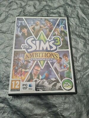 £3.99 • Buy The Sims 3: Ambitions Expansion Pack PC: Mac, 2010