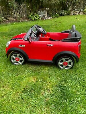 £50 • Buy Kids Mini Cooper S Electric Ride On Car Excellent Condition With Original Box