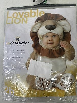 £13.81 • Buy Baby Lovable Lion Costume (12-18 Mos.) By InCharacter.  C