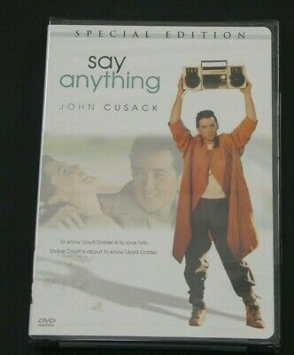 AU11.97 • Buy Say Anything (2006) - DVD Movie - Drama - Special Edition - John Cusack - NEW