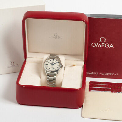 £2995 • Buy OMEGA SEAMASTER AQUA TERRA 2503.33.00. Box & Papers. Outstanding Condition.