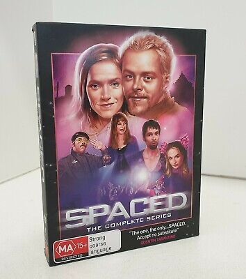 £19.84 • Buy Spaced Complete Series 1 And 2 DVD 2008 3-Disc Set Edgar Wright Simon Pegg Reg 4