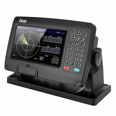 £513.69 • Buy Fitting 7in Boat Chart Plotter Marine Navigation BDS/GPS IPX6 Waterproof