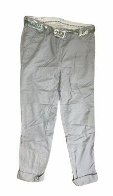£29.99 • Buy Scotch R'belle Kids Girls Taupe Trousers Chinos Pants Age 8 Years Size New