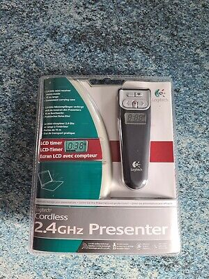£50 • Buy Logitech Cordless 2.4ghz Presenter New In Packet Factory Sealed Genuine Product