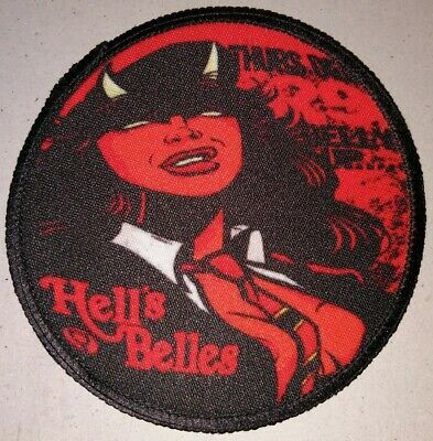 £7 • Buy AC/DC Hells Bells Angus Young Rock Heavy Metal Patch, Goth 10cm #1