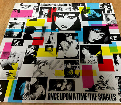 £0.99 • Buy Siouxsie And The Banshees Once Upon A Time / The Singles LP Polydor POLS 1056-A