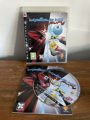 £24.99 • Buy Wipeout Fury HD   Playstation 3 (PS3)   Great Condition   RARE Game