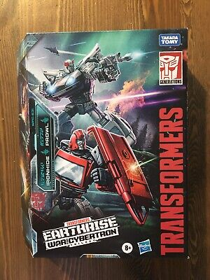 £99.95 • Buy Transformers War For Cybertron Earthrise Ironhide & Prowl Autobot Alliance