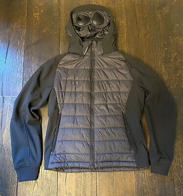 £175 • Buy CP Black Goggle Jacket Size 50