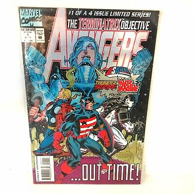£10 • Buy Avengers The Terminatrix Objective 1 1st Council Of Kang Mcu