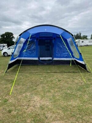 £280 • Buy Hi-Gear Oasis 6 Premium Tent With Canopy Excellent Condition