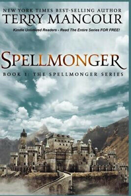 AU60.12 • Buy Spellmonger: Book 1 Of The Spellmonger Series By MR Terry Lee Mancour