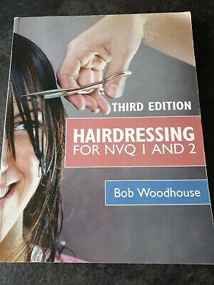 £1.40 • Buy Hairdressing NVQ1 And 2 Book