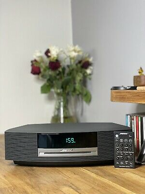 £285 • Buy Bose Wave Iii/3 DAB+ - Graphite Black - Immaculate - (383)