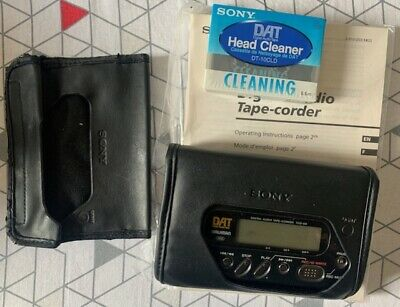 £265 • Buy Boxed And Complete Sony Walkman TCD-D8 DAT (Digital Audio Tape-Corder) Recorder