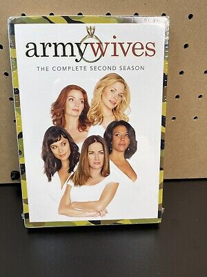 £15.27 • Buy Army Wives - The Complete Second Season (DVD, 2009) NEW Factory Sealed