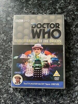 £1.99 • Buy Doctor Who - Remembrance Of The Daleks - Special Edition [DVD], Good DVD, Sylves