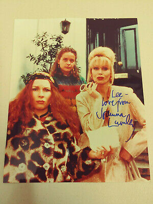£15 • Buy Signed Joanna Lumley Absolutely Fabulous Picture