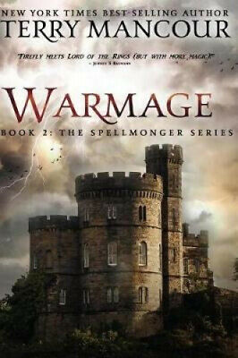 AU58.03 • Buy Warmage: Book 2 Of The Spellmonger Series (Spellmonger) By Terry Mancour