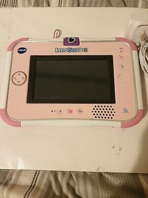 £3.50 • Buy Vtech Innotab 3s With Innotab 2 Case In Pink Full Working Order