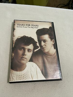 £20.36 • Buy Tears For Fears Scenes From The Big Chair Oop Dvd Legendary 1985 Documentary