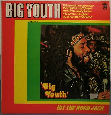 £13.62 • Buy LP Big Youth – Hit The Road Jack