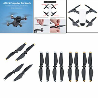 AU14.87 • Buy Quick-Release Propeller Replacement Propeller Props For Spark 4732S Drone