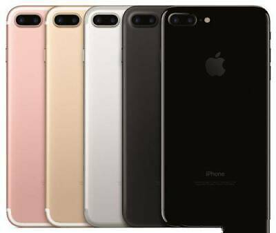 £282.99 • Buy NEW SEALED IPhone 7 Plus 32/128/256GB All Colors Smartphone - Factory Unlocked