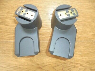 £9.99 • Buy Quinny Zapp / Zap Xtra Pushchair Adapters For Maxi Cosi Car Seat BRAND NEW