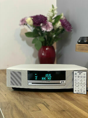 £159.95 • Buy Bose Wave Ii/2 - White - Beautiful Condition - (271)