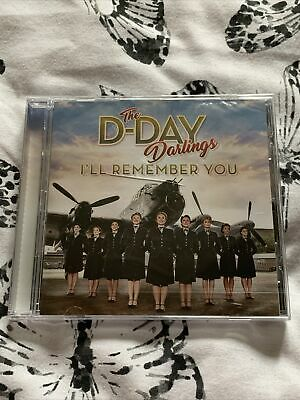 £5 • Buy The D-Day Darlings ~ I'll Remember You NEW SEALED CD Wartime Singalong Songs