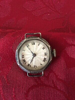 £25 • Buy Old Antique Solid Silver Watch / Not Running.