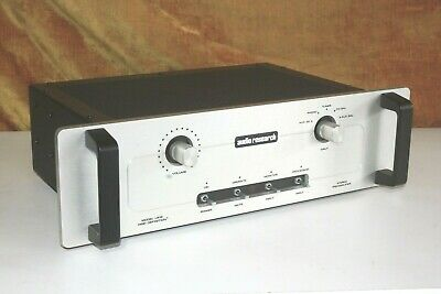 £1280.47 • Buy Ls12 Audio Research Audiophile Preamplifier Remote Control