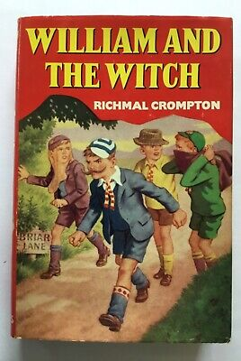 £75 • Buy Richmal Crompton , William And The Witch , First Edition , 1964 , Newnes