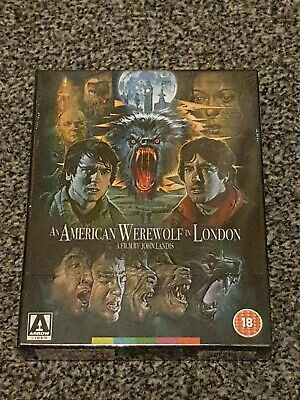 £49.99 • Buy An American Werewolf In London - Limited Edition 2 Blu Ray, New And Sealed