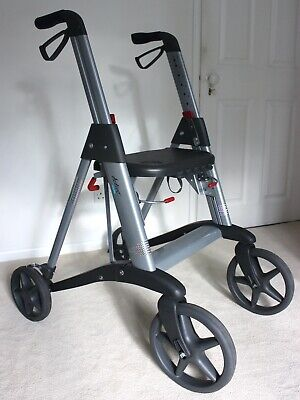 £220 • Buy Access Active Rollator Mobility Walker, RRP £300, Excellent Condition