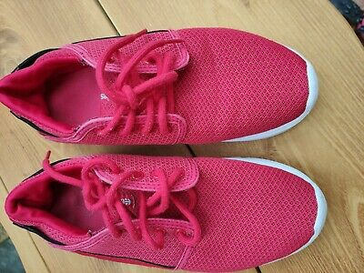 £5 • Buy Etnies Scout Trainers Red Size 5 Ladies Womens