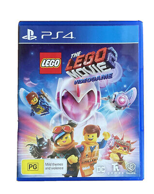 AU15 • Buy Lego Movie 2 Videogame For PS4