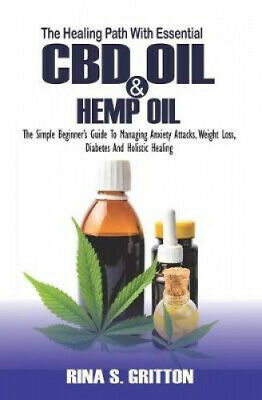AU28.81 • Buy The Healing Path With Essential CBD Oil And Hemp Oil: The Simple Beginner's